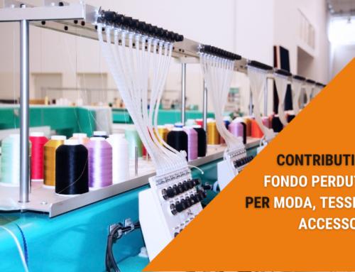 Nuovi contributi a fondo perduto per la valorizzazione del Made in Italy